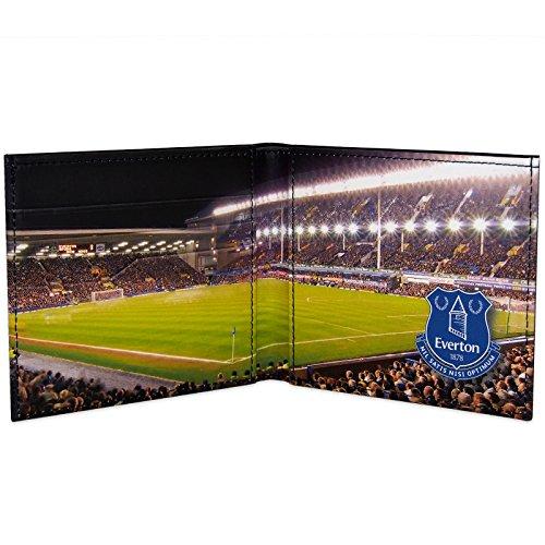 Portafoglio originale Everton FC - stemma ricamato...