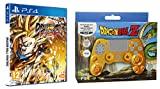 PlayStation 4 Dragon Ball Fighterz + Kit di Personalizzazione Pad - [Bundle Limited]