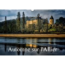 Automne Sur L'allier 2018: Paysages Des Rives De L'allier