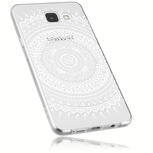 mumbi Schutzhülle Samsung Galaxy A5 (2016) Hülle im Mandala Design