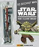 So zeichnet man Star Wars The Clone Wars