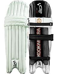 Kookaburra Onyx 200deportes Batsman pierna protección Guardia espinilleras para bateador de críquet, hombres