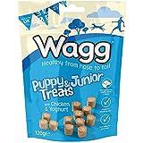 #4: Wagg Puppy & Junior Dog Treats - Chicken & Yoghurt - 120 GMS