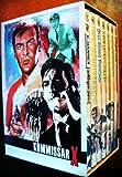 KOMMISSAR X - Teil 1 2 3 4 5 6 7 Komplettbox JAGD AUF UNBEKANNT 8 DVD incl. Sammlerbox COLLECTION