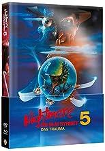 BD Nightmare on Elm Street Mediabook Wattiert Teil 5 [Blu-Ray] [Import]