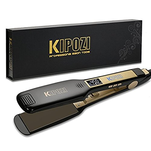 KIPOZI Professional Hair Straigh...