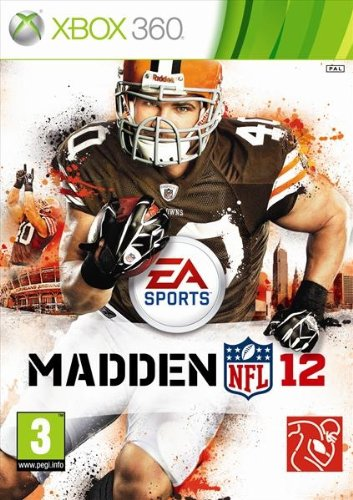[UK-Import]Madden NFL 12 Game XBOX 360 (360 Xbox Madden Video-spiele)