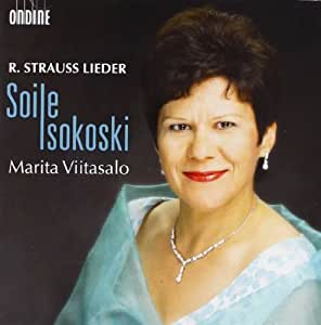 Soile Isokoski by Strauss, R. (2012-01-31)