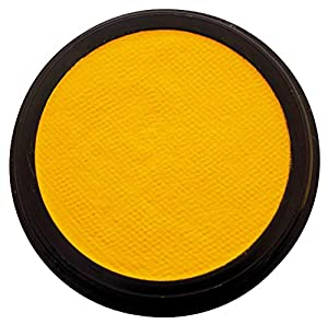 Eulenspiegel - Maquillaje Profesional Aqua, 12 ml / 18 g, Color Amarillo (132227)