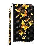 BoxTii Coque iPhone 6 Plus, Étui en Cuir 3D Design Portefeuille Housse avec Gratuit...