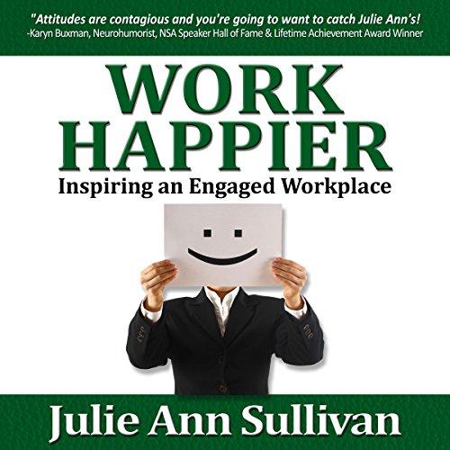 Work Happier  Audiolibri