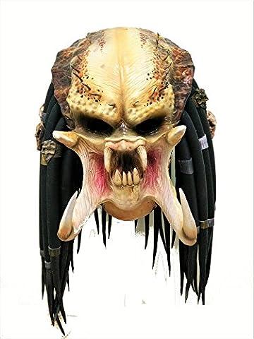 Avp Alien Costume - Goodwill Shop Masque en latex Réplique Predator