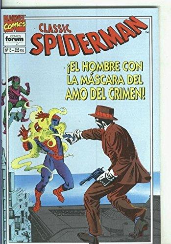 Spiderman Classic numero 15
