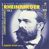 Rudolf Innig: Orgelwerke Vol.3 (Audio CD)