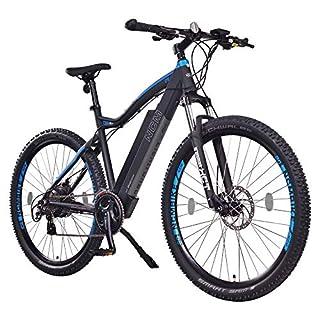 NCM Moscow Electric Mountain Bike, E-Bike, 250W, E-MTB, 48V 13Ah 624Wh Battery (29