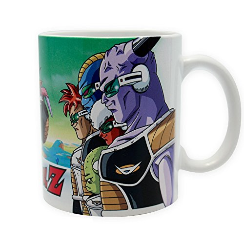ABYstyle - DRAGON BALL - Mug - 320 ml - Freezer army