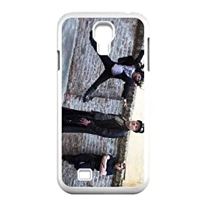 Samsung Galaxy S4 9500 Cell Phone Case Covers White Eisenfunk M3803054