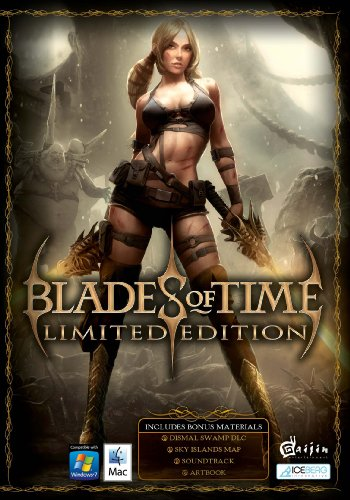 Blades of Time Limited Edition [Download] - Of Time Blades