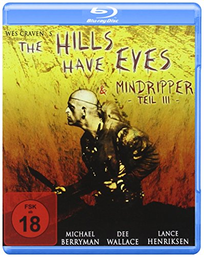 THE HILLS HAVE EYES I & II & III (MINDRIPPER) - Die Trilogie (Blu-ray)