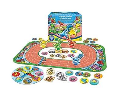 Orchard Toys - la Course des Dinosaures, 177