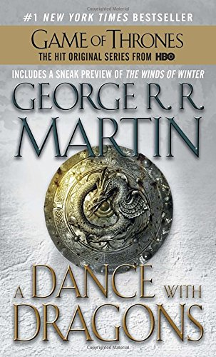 Martin, G: Dance with Dragons (Song of Ice and Fire)