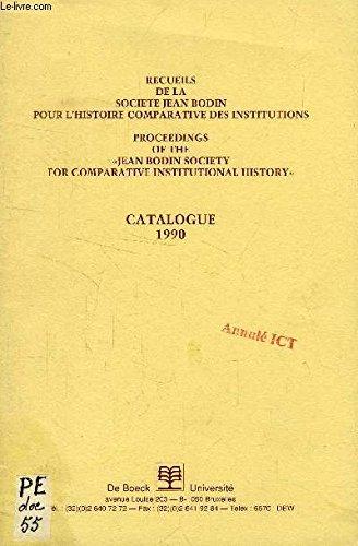 CATALOGUE ANNUEL - GENEALOGIE HERALDIQUE HISTOIRE DES FAMILLES- catalogue 1990 par COLLECTIF