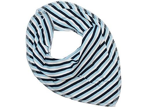 name it * Baby Kinder Dreieckstuch Halstuch Schal scarf * Nityasim stripes cerulean
