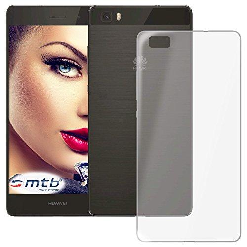 mtb more energy® Schutz-Hülle Clear und Slim für Huawei P8 Lite (5.0