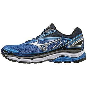 Mizuno Wave Inspire, Scarpe Running Uomo, Blu (Strong Blue/Silver/Black), 40 EU