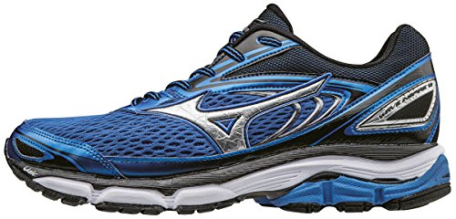 mizuno-wave-inspire-13-mens-training-running-shoes-blue-strong-blue-silver-black-12-uk-47-eu