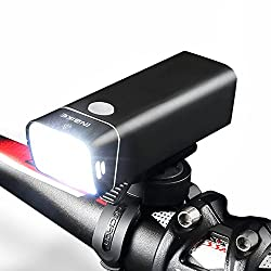 Led Bicycle Light,super Bright Bicycle Headlight,usb Rechargeable 600 Lumens Bicycle Light,ipx6 Waterproof 5 Mode Bicycle Light,a-300