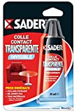 Sader Colle Contact Transparente - Tube 55 ml
