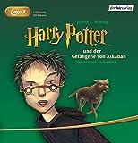 Harry Potter und der Gefangene von Askaban: Gelesen von Rufus Beck (Harry Potter, gelesen von Rufus Beck, Band 3)