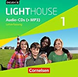 English G Lighthouse - Allgemeine Ausgabe: Band 1: 5. Schuljahr - Audio-CDs (Vollfassung): Audio-Dateien auch als MP3