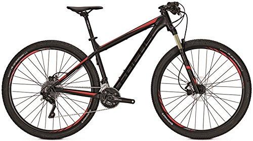 Mountain Bike Focus Black Forest Ltd 29'20G uomo 20172colori, Magicblackmatt, L (50 cm) - Freni Mountain Bike A Disco Idraulici