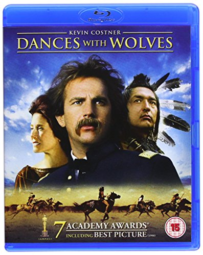 Dances With Wolves  Blu-ray   1990   Region Free