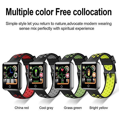 Reloj Inteligente 1.54 HD Pantalla A Color Podómetro Fitness Tracker Pulsómetro Impermeable Monitor De Sueño Cámara Bluetooth Smartwatch Compatible Android IOS Para Hombre Mujer Niño Niña