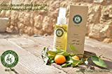 Organic Parfümierte Körperöl - Khan Al Saboun -...