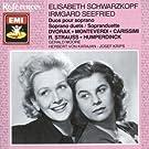 Elisabeth Schwarzkopf & Irmgard Seefried sing Duets