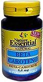 Beta-carotene essenziale della natura - 50 perle