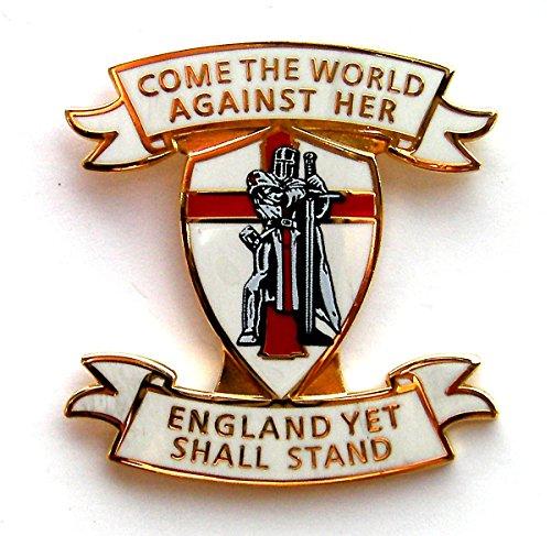 ENGLAND LAPEL BADGE