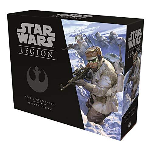 Star Wars: Legion - Rebellenveteranen • Erweiterung DE/IT