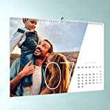 Kalender mit Foto gestalten, Quer durchs Jahr, Wandkalender DIN A3: 420 x 297 mm, Fotokalender 2018