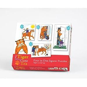 Tiger 4 In 1 (Spielzeug)