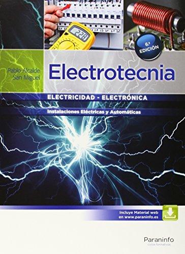 Electrotecnia por PABLO ALCALDE SAN MIGUEL