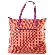 french touch bolsa Agatha Ruiz De La Pradarojo anaranjado - escalas.