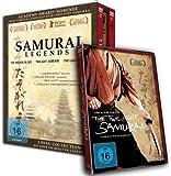 Samurai Legends [3 DVDs]