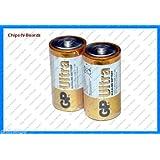 10 Piece Godrej GP C Type Alkaline Battery Cell For Medical Instruments MRP 900