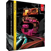 Adobe Creative Suite 5 Master Collection - STUDENT EDITION - WIN