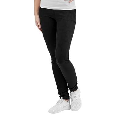 8ddc1b399cf37f Shoppen Sie Pieces Damen Hosen / Legging pcKaia schwarz M/L auf Amazon.de: Leggings